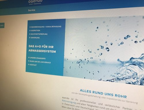 aqendo Website 2.0